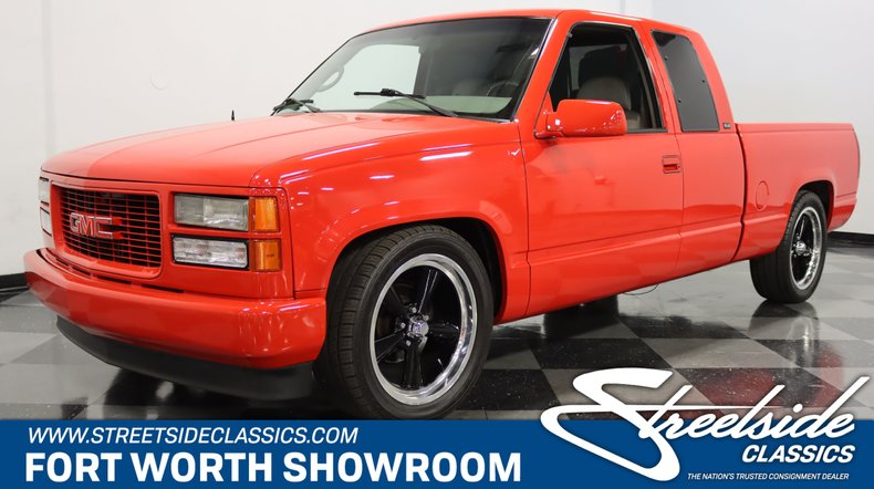 For Sale: 1995 GMC Sierra 1500