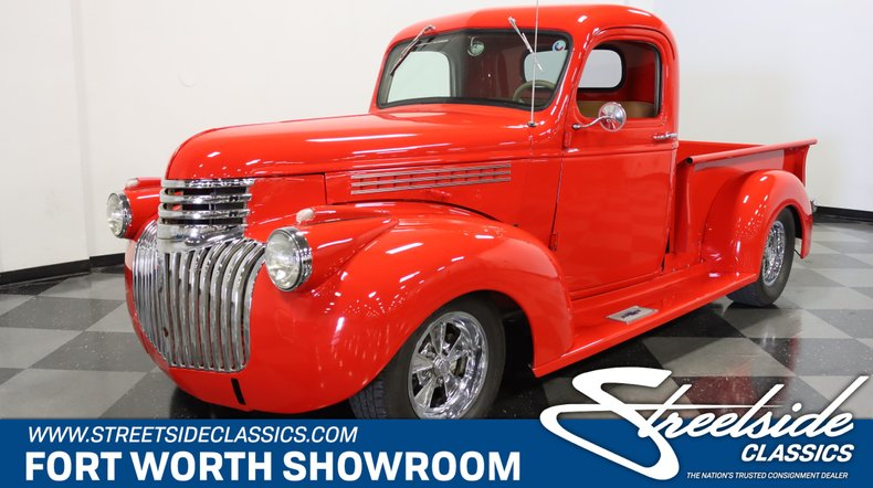 For Sale: 1946 Chevrolet 3 Window Pickup