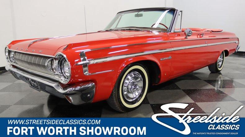 For Sale: 1964 Dodge Polara