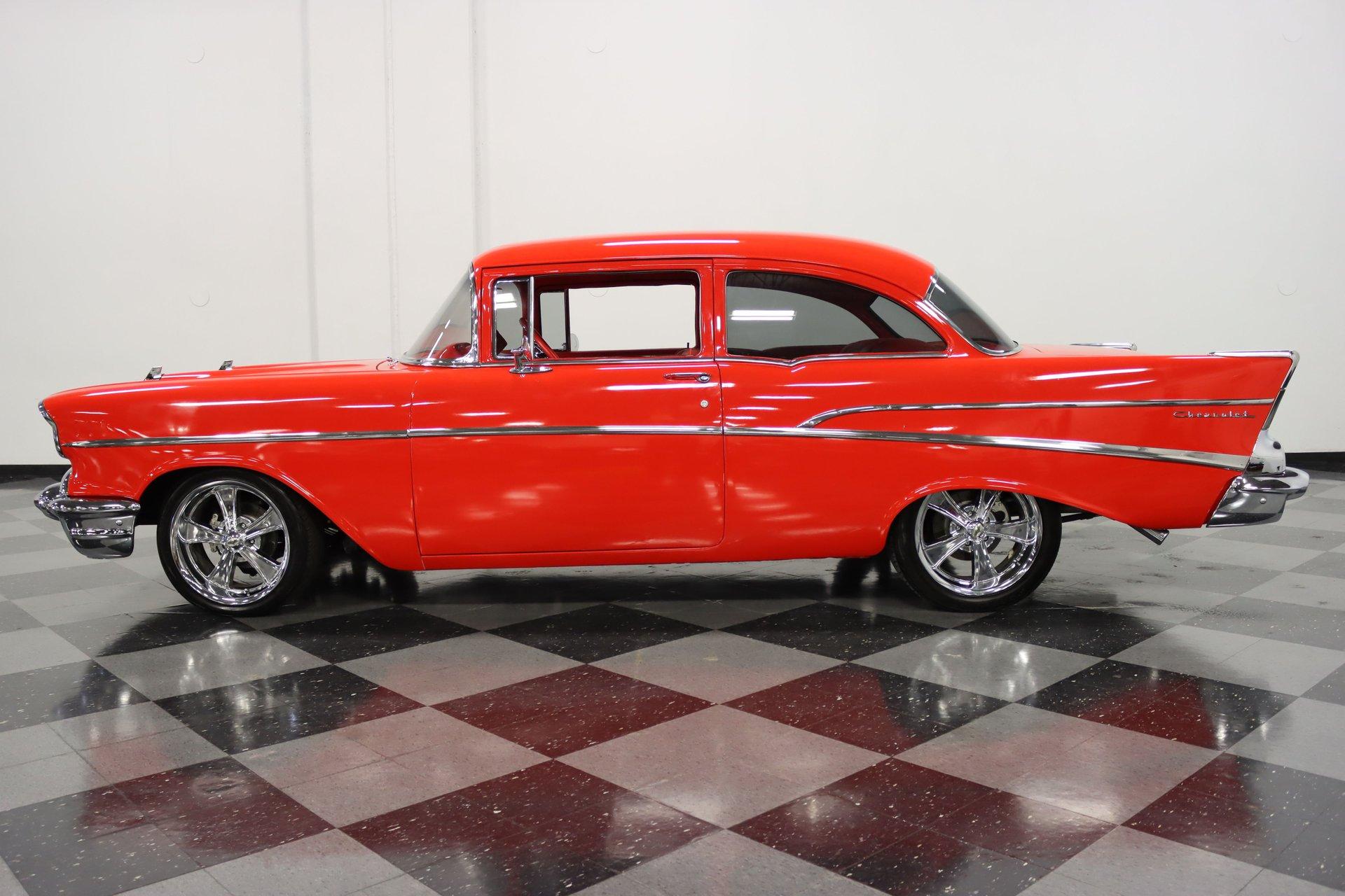 1957 chevrolet 210 restomod