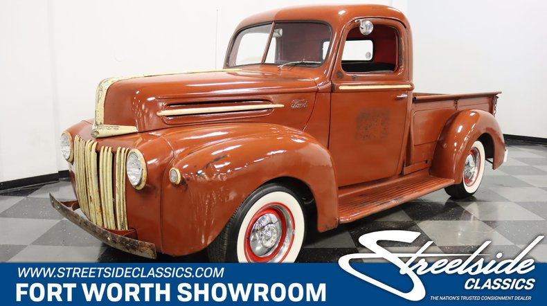 For Sale: 1946 Ford 3-Window