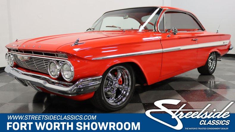 For Sale: 1961 Chevrolet Impala
