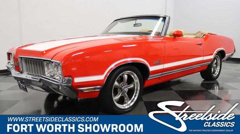 For Sale: 1970 Oldsmobile 442 Tribute