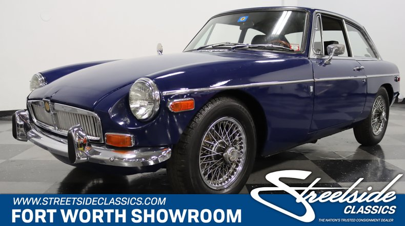 For Sale: 1970 MG MGB