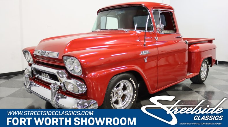 For Sale: 1958 GMC 100