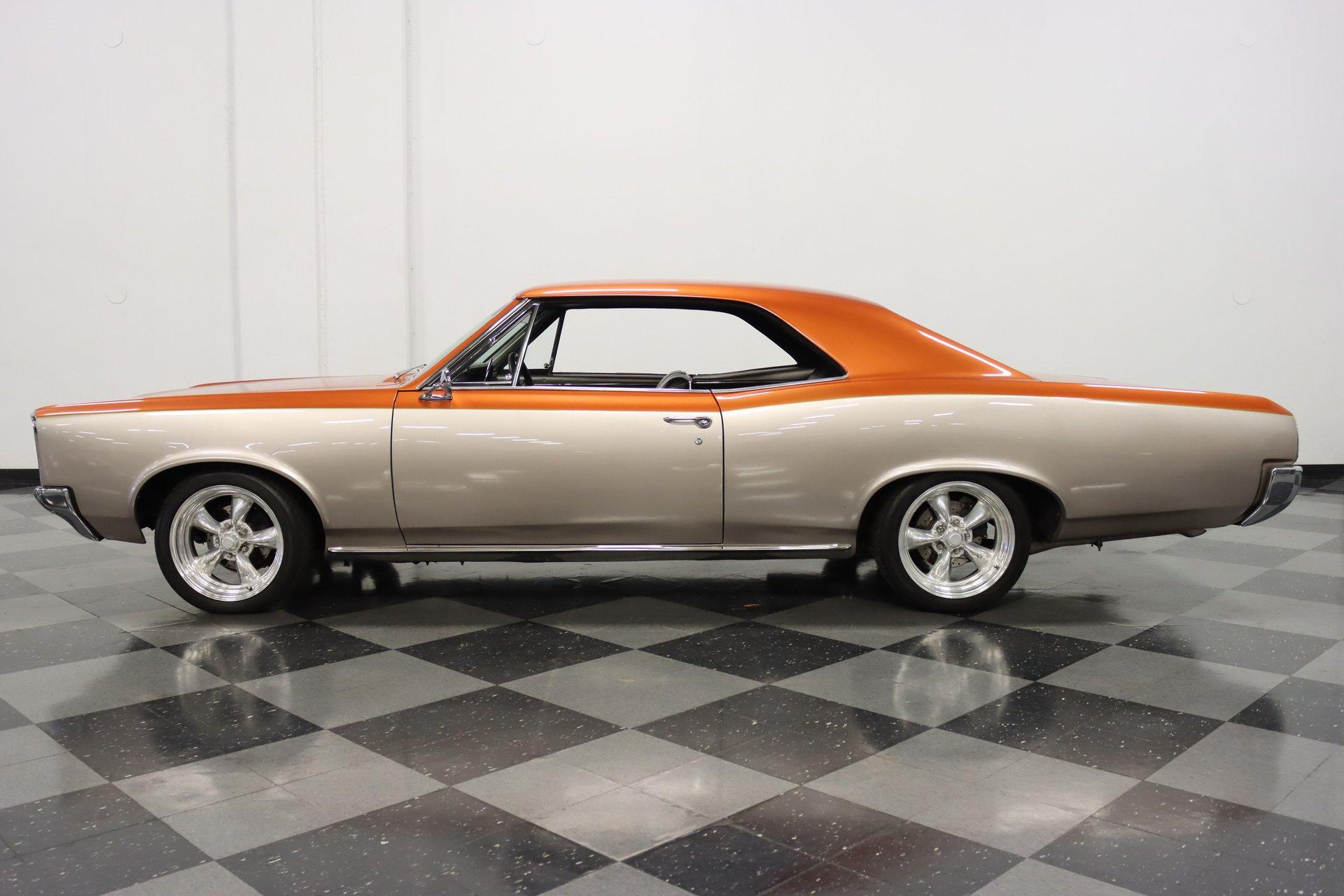 1966 pontiac lemans custom