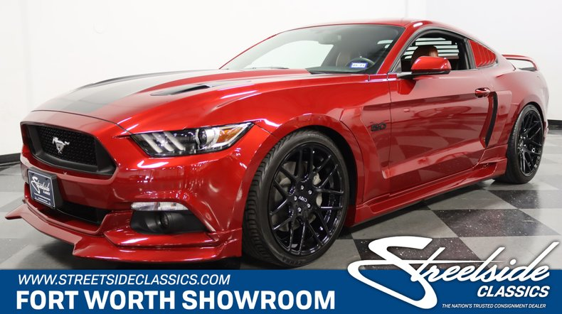 For Sale: 2017 Ford Mustang