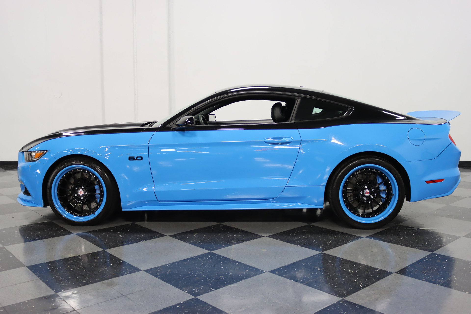 2015 ford mustang petty s garage stage 2