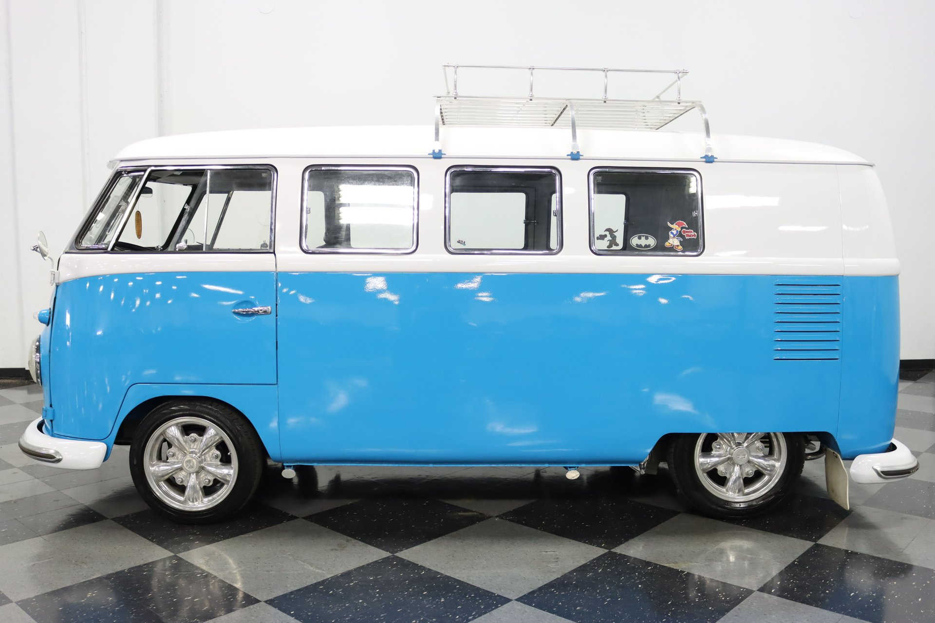 1961 volkswagen bus type 2