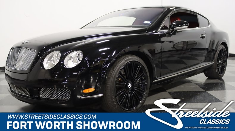 For Sale: 2005 Bentley Continental