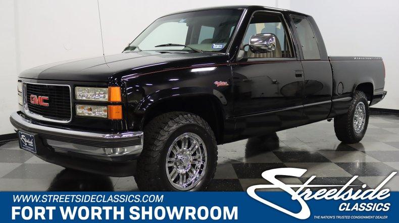 For Sale: 1994 GMC Sierra