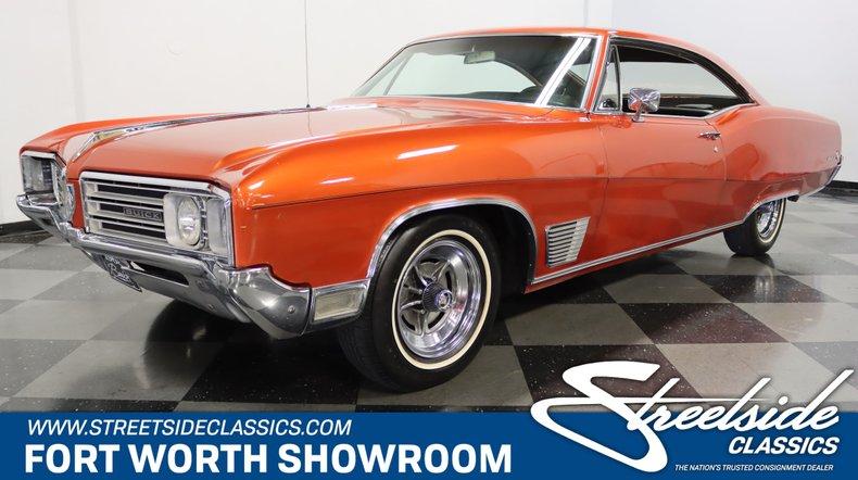 For Sale: 1968 Buick Wildcat