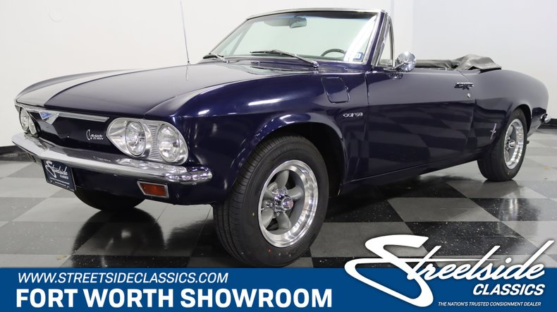 For Sale: 1966 Chevrolet Corvair