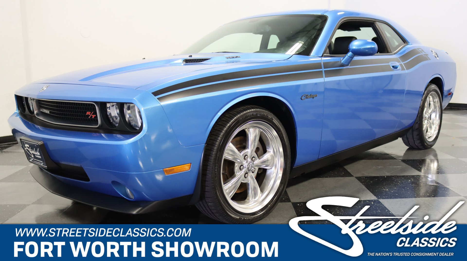 2010 dodge challenger r t supercharged