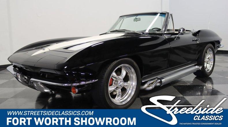 For Sale: 1963 Chevrolet Corvette