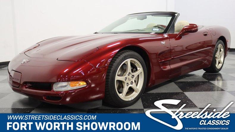 For Sale: 2003 Chevrolet Corvette