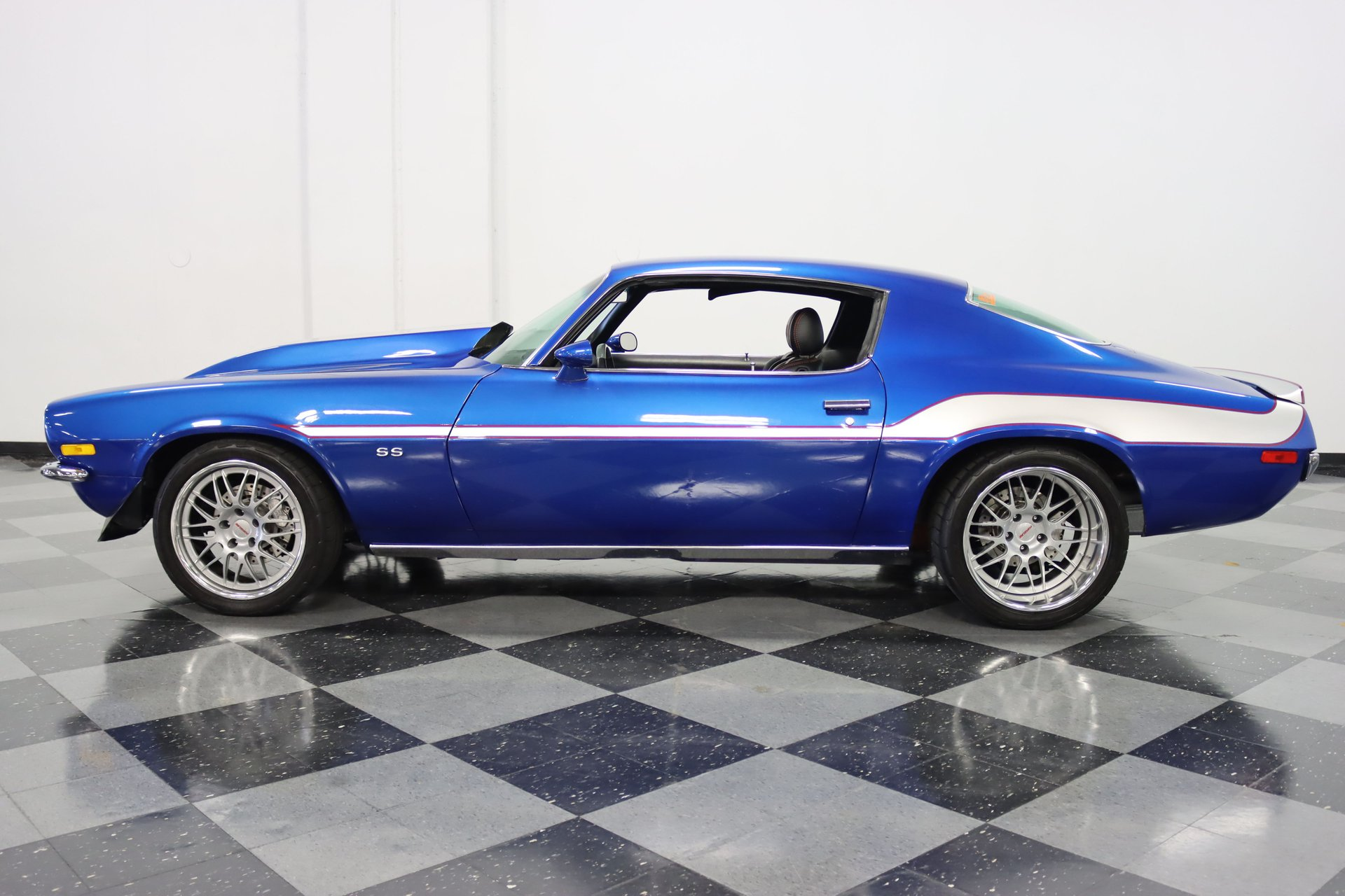 1970 chevrolet camaro rs ss pro touring