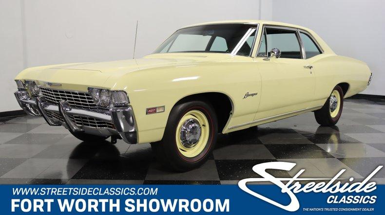 For Sale: 1968 Chevrolet Biscayne