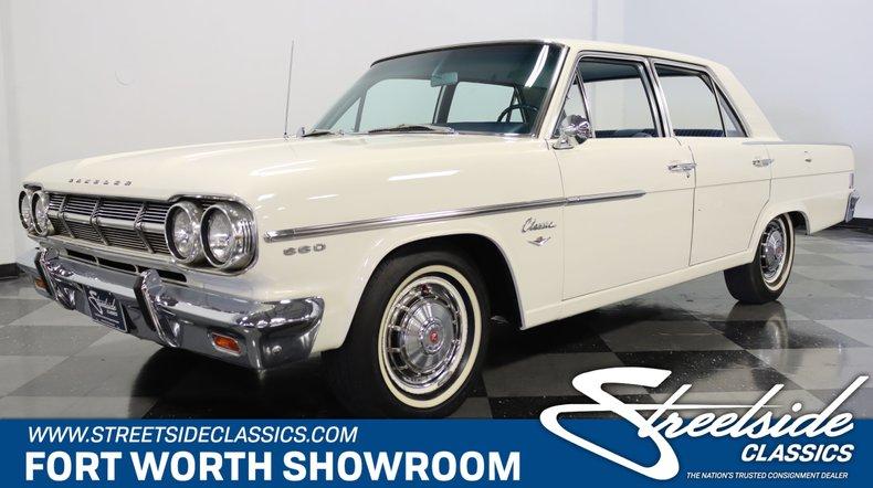 For Sale: 1965 AMC Rambler