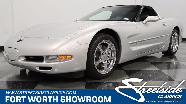 For Sale: 2001 Chevrolet Corvette