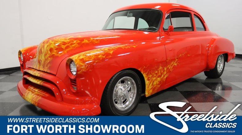 For Sale: 1950 Oldsmobile 88