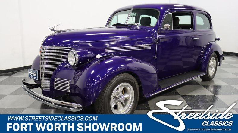 For Sale: 1939 Chevrolet Master Deluxe