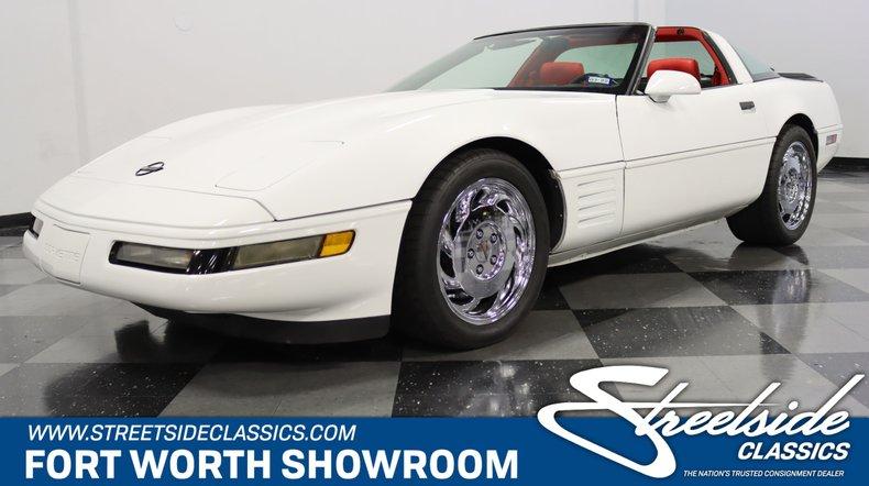 For Sale: 1993 Chevrolet Corvette