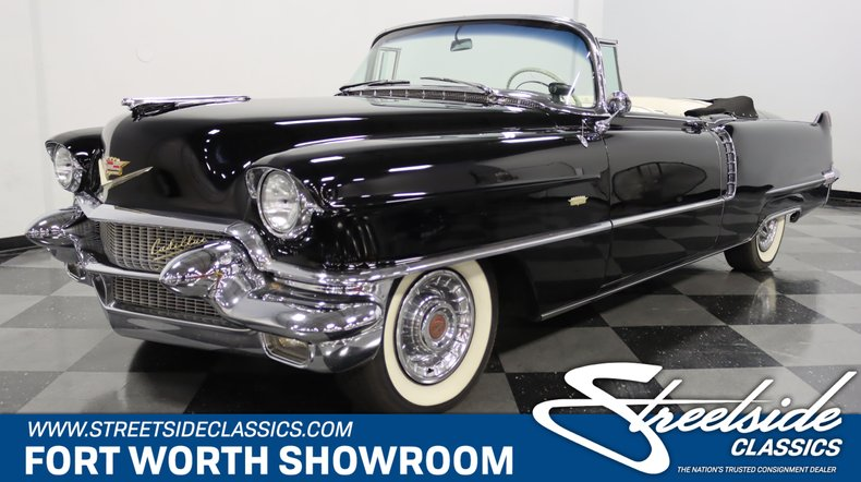 For Sale: 1956 Cadillac Series 62
