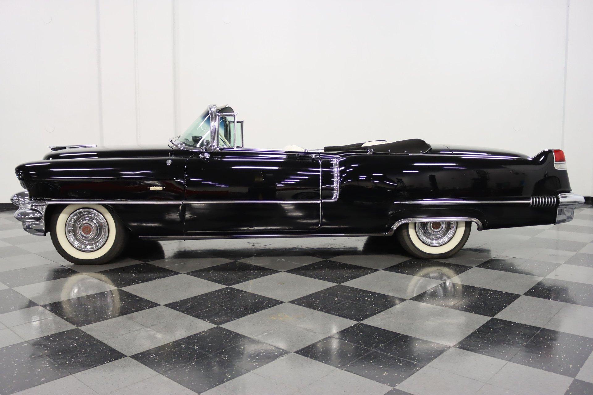 1956 cadillac series 62 convertible