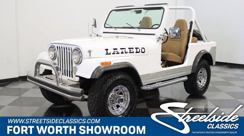 For Sale: 1981 Jeep CJ7