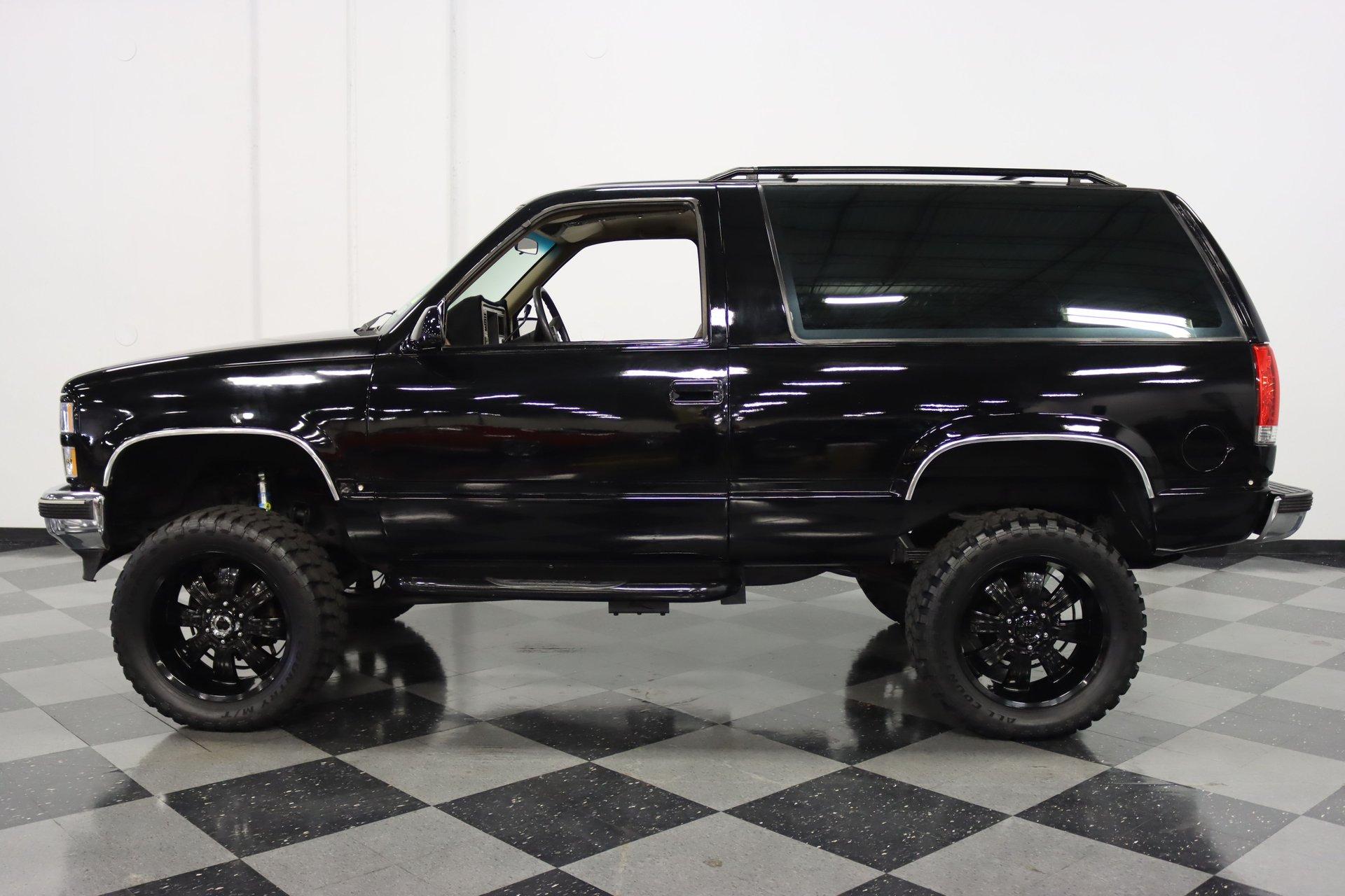 1992 chevrolet blazer k1500 4x4