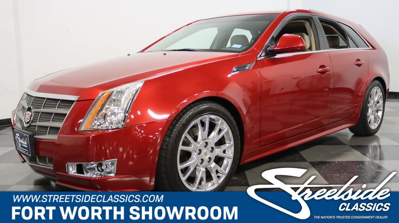 For Sale: 2010 Cadillac CTS