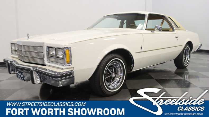 For Sale: 1977 Buick Regal