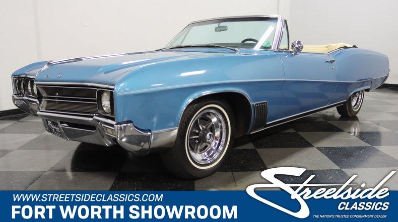 For Sale: 1967 Buick Wildcat