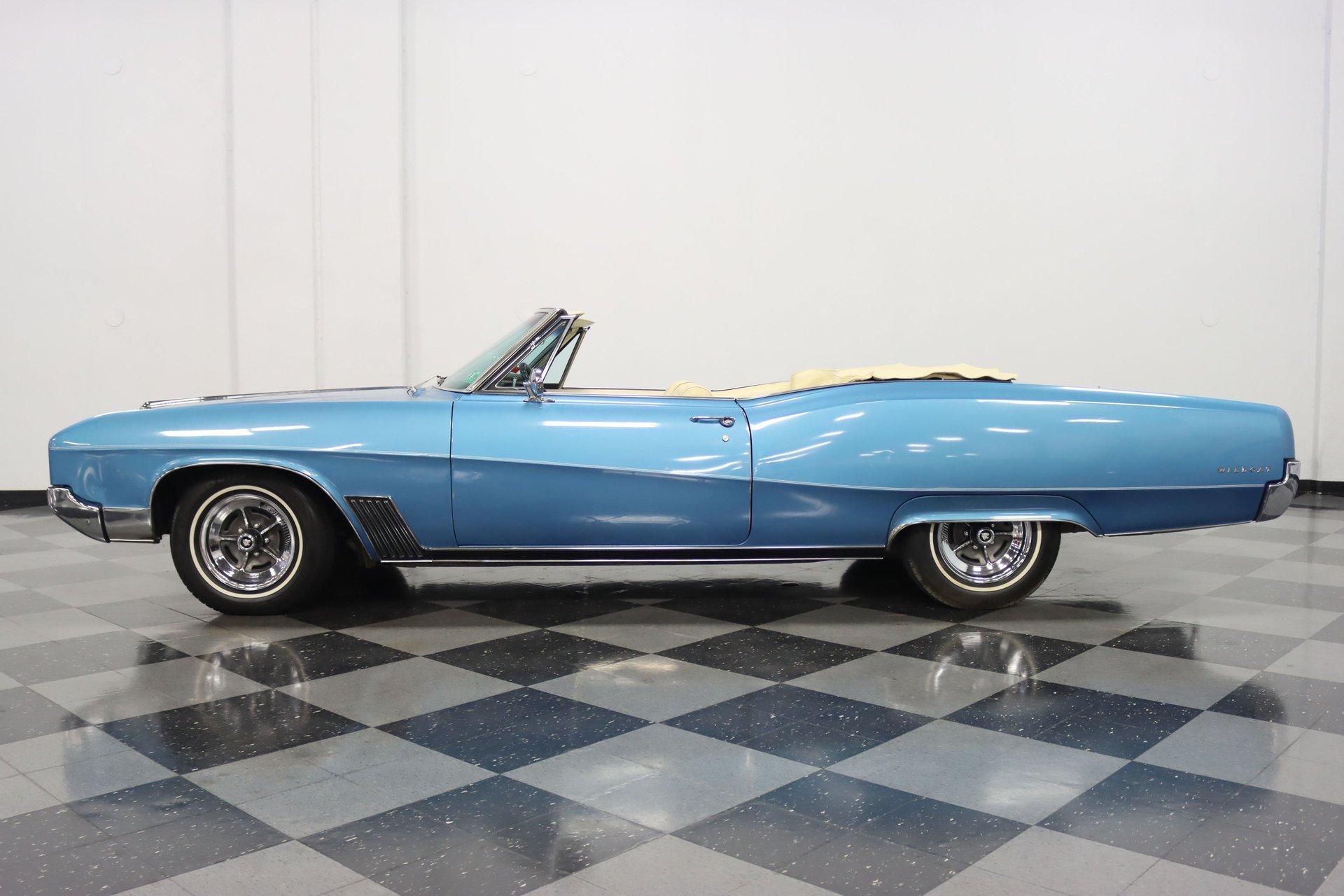 1967 buick wildcat custom convertible