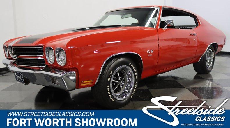 For Sale: 1970 Chevrolet Chevelle