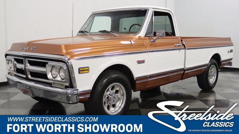 For Sale: 1972 GMC Sierra Grande