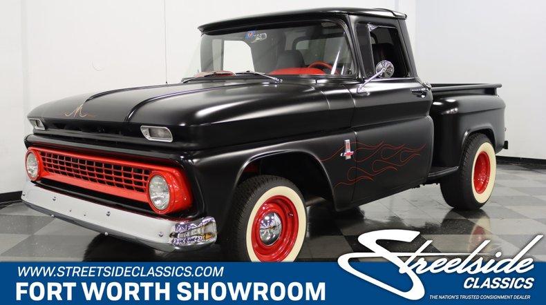 For Sale: 1963 Chevrolet C10