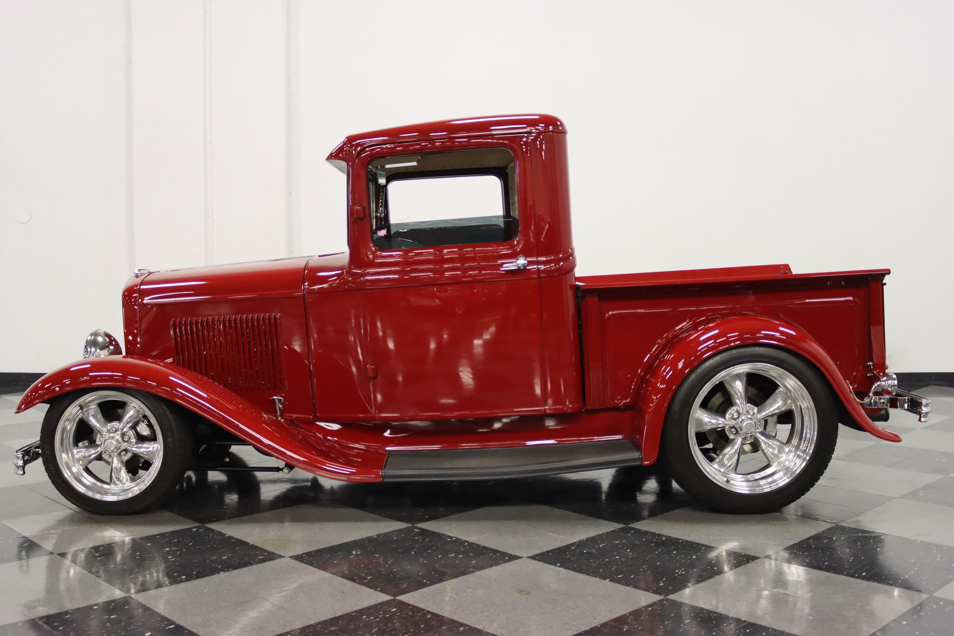 1932 ford 3 window pickup