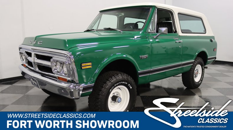 For Sale: 1972 GMC Jimmy