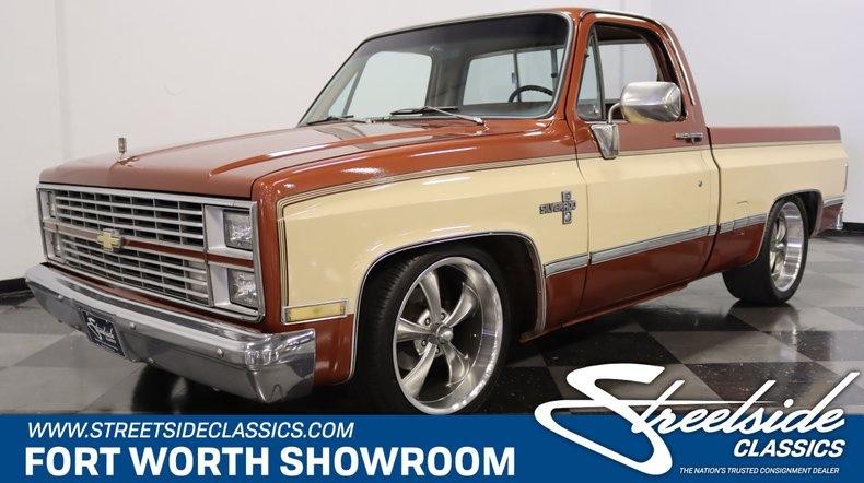 For Sale: 1983 Chevrolet C10