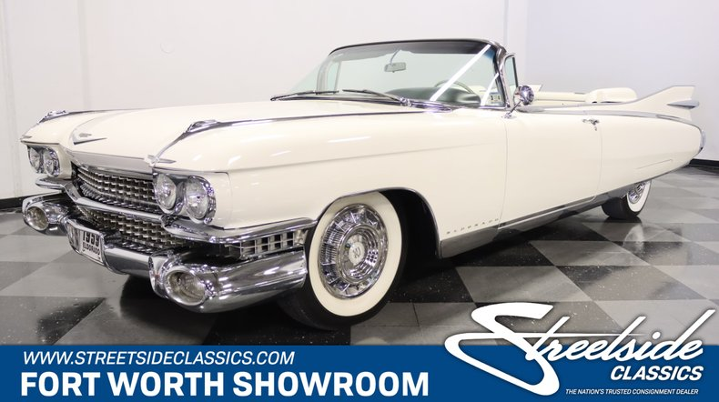 For Sale: 1959 Cadillac Eldorado