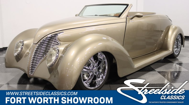 For Sale: 1939 Ford Cabriolet