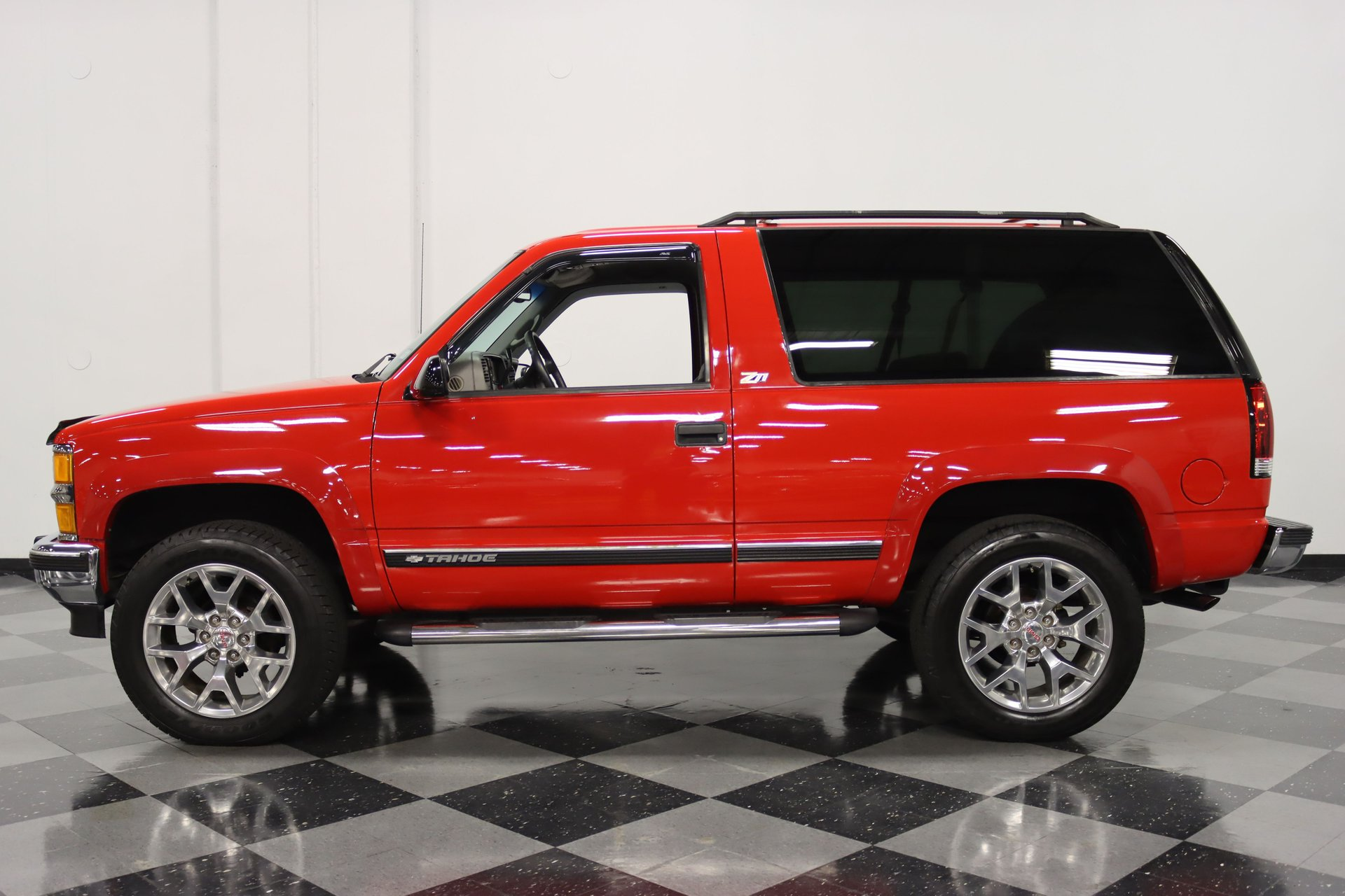 1998 chevrolet tahoe z71 4x4