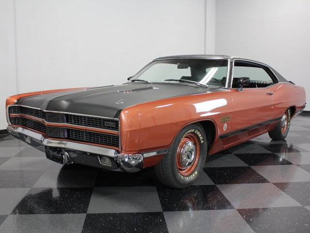 For Sale: 1969 Ford XL