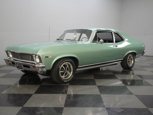 For Sale: 1968 Chevrolet Nova