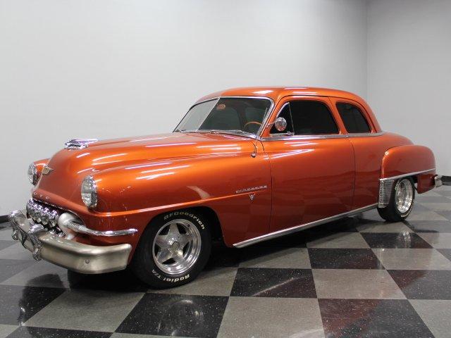 For Sale: 1952 DeSoto Firedome