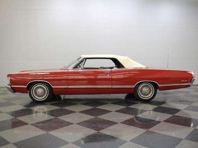 1968 mercury park lane