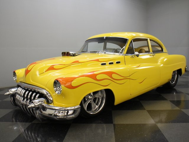 For Sale: 1950 Buick Sedanette