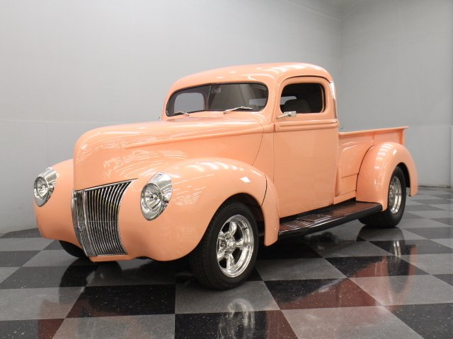 For Sale: 1946 Ford Truck